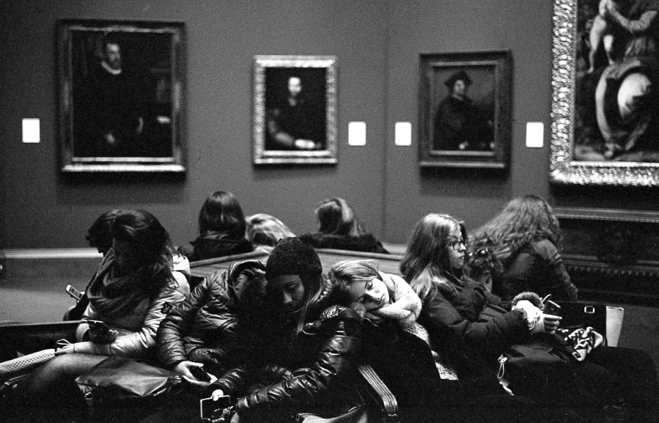 edinburgh-national-gallery-leica-fp4-film-photo