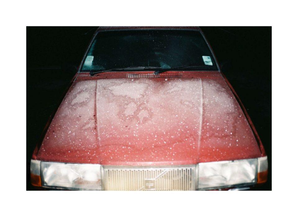 Frozen Volvo